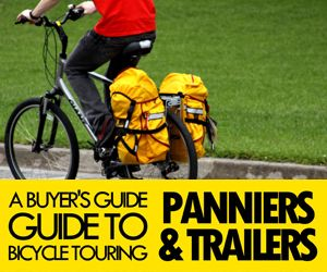 Find the best bike accessories and gear for bicycle touring!