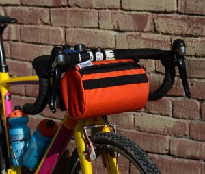 road cycling handlebar bag