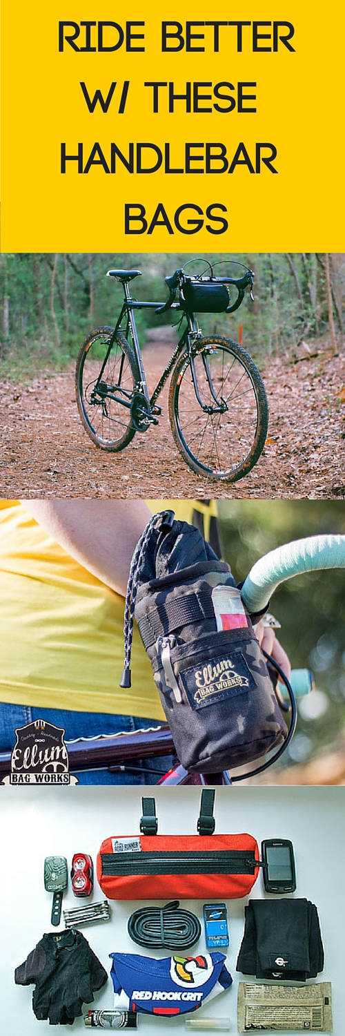 best bike handlebar bags